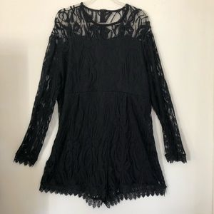 3 for $9 Lace Romper